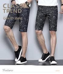 Jantour джинсовые шорты <b>мужские</b> 2019 летние новые ...
