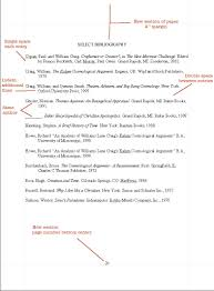 turabian thesis paper example of an annotated bibliography turabian style