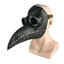 <b>Plague</b> Doctor <b>Mask Halloween</b> Cosplay Costume Props <b>Mask</b> ...