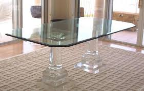 lucite dining table circa who intended for lucite dining tables decor wwwroomservicestore bleached machiche lucite plinth leg throughout lucite dining acrylic furniture legslucite table leghigh transparent
