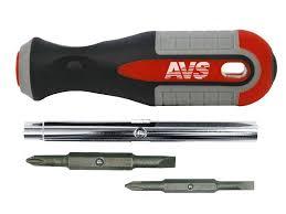 <b>Отвертка AVS OSK 4</b> A40204S - ElfaBrest
