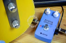 <b>Joyo JF-37 Analog Chorus</b> Guitar Effect Pedal - Music Instruments ...