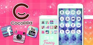 Приложения в Google Play – <b>icon</b> wallpaper dressup  CocoPPa