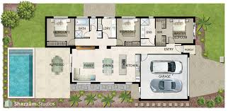 Illustrated house plan    House Plans   Pinterest   House plans    House Plans   Pinterest   House plans  House and A House