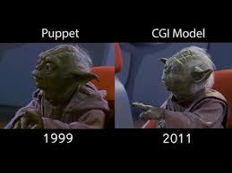 All Yoda Scenes Comparison - The Phantom Menace [1080p HD ...