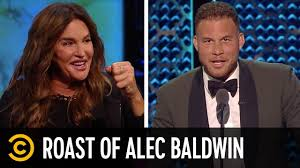 Blake Griffin Salutes Caitlyn Jenner's Gifts to America - Roast of Alec ...