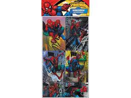 <b>Наклейки Action</b>! <b>3D</b>, <b>Spiderman</b> 12*20,5 см купить в детском ...