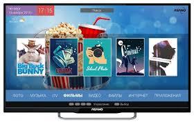 Купить <b>Телевизор</b> Asano 43LU8030S черный по низкой цене с ...