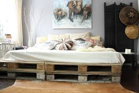 cheap shabby chic bed frame furniture from pallet diy decoration painting elephants brilliant wood bedroom furniture