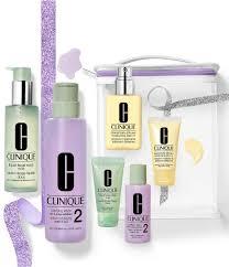 <b>Clinique</b> Great Skin Anywhere Holiday <b>3</b>-<b>Step Set</b> for Drier Skin ...