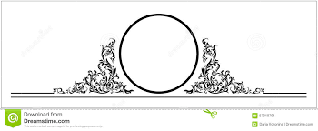 Vector Ornament Of Title Page Stock Vector - Image: 57018791 Vector Ornament of title page