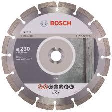<b>Диск алмазный</b> отрезной 230x2.3x22.23 <b>BOSCH</b> Standard for ...