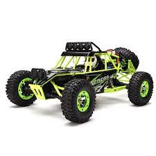<b>WLtoys 12427</b> 2.4G 1/12 4WD Crawler <b>RC Car</b> With LED Light RC ...