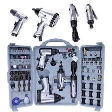 71 Pcs Air Impact Wrench Set,Air Tool Pneumatic ... - Amazon.com