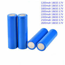 2019 Hot sell 18650 battery <b>3.7V</b> li ion rechargeable battery ...