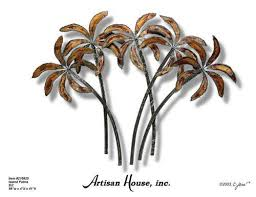 tree scene metal wall art: wall art designs wall art metal tropical wall art outdoor scene wall art
