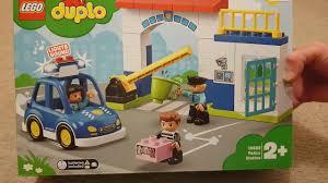 <b>LEGO Duplo Town</b> Police Station <b>10902</b> Building Blocks - YouTube