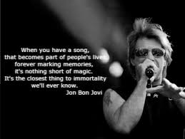 Finest ten fashionable quotes by jon bon jovi pic French via Relatably.com