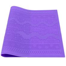 Silicone <b>Lace</b> Patterns for Fondant Promotion-Shop for Promotional ...