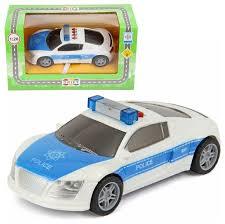 Купить <b>Машина Drift</b> 84615 <b>спецтехника</b> POLICE CAR LIGHT 1:28 ...