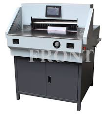 China Electrical Paper Cutter with Ce (<b>E520T</b>) - China Paper Cutting ...