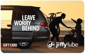 Vehicle Services Gift Card | Jiffy Lube