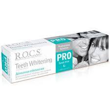 <b>Паста зубная</b> `ROCS` <b>PRO Sweet</b> Mint (деликатное отбеливание)