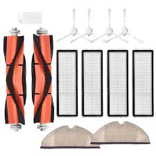 Vacuum Cleaner Parts For Xiaomi <b>Mijia 1C</b> Sweeping <b>Robot</b> ...