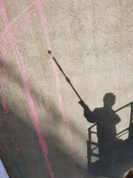 Street Artist Joachim's Mural Reaches <b>Crazy</b> New <b>Heights</b>! 2018