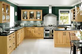 ideas kitchens cute oak