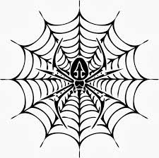 Small Picture Free Printable Spider Web Coloring Pages For Kids Spider Web