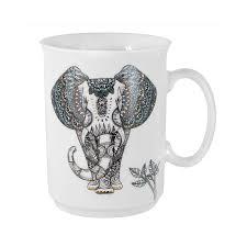 <b>Кружка Home and</b> Style Wild Слон 415 мл (1002259786) купить в ...