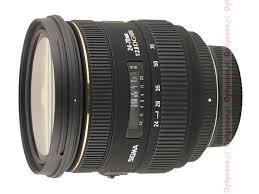 <b>Sigma 24</b>-<b>70 mm f</b>/<b>2.8</b> EX DG HSM review - Introduction - LensTip.com