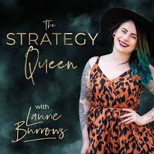 The Strategy Queen with Laurie Burrows