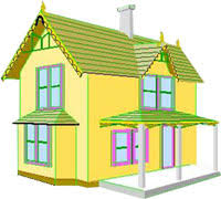 Doll House PlansVictorian Cottage Plan  This room dollhouse