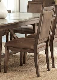 Stone Dining Room Table Liberty Furniture Stone Brook Trestle Dining Room Table Set 466 By