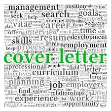writing the graphic design cover letter