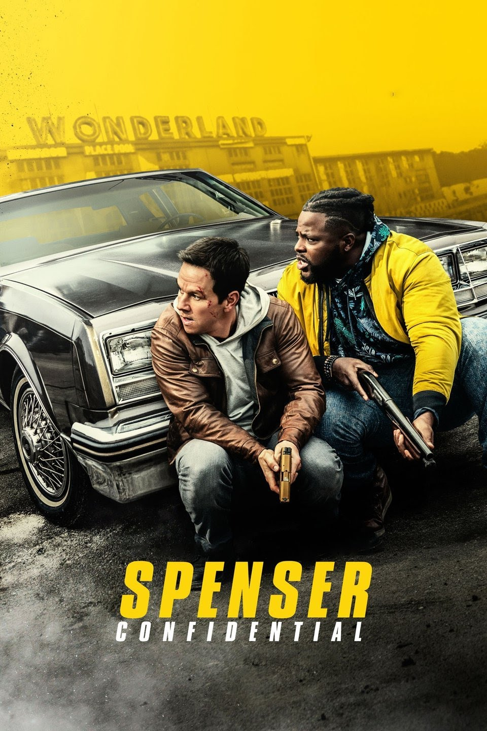 Spenser Confidential (2020) English (Hindi Subtitle) 480p | 720p