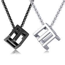Wholesale <b>Fashion Couple Jewelry</b> Simple <b>Personality</b> Hollow ...