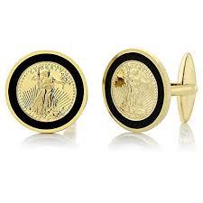 Gem Stone King 24k Yellow Gold Plated Walking ... - Amazon.com