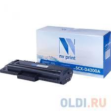 Тонер-<b>картридж NV</b>-<b>Print</b> совместимый Samsung <b>SCX</b>-<b>D4200A</b> ...