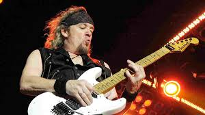 "<b>Iron Maiden's</b> Adrian Smith: ""When we hit America things kicked in ..."