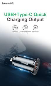 <b>Baseus</b> Quick Charge 4,0 3,0 USB Автомобильное <b>зарядное</b> ...