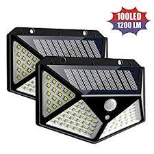 YUTALOW 100 LED Solar Lights Outdoor,Solar ... - Amazon.com