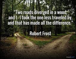 Image result for road less traveled