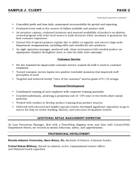 functional resume retail s functional resume sample for head cashier combination resume example happytom co