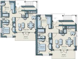 Semi Detached House Plans Semi Detached Home  detached house plans    Semi Detached House Plans Semi Detached Home