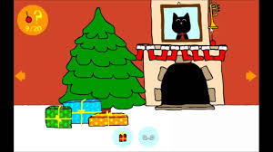 <b>Christmas cat</b> - playthrough