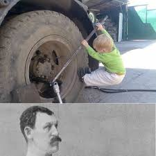 Flat Tire? Overly Manly 3-Year-Old by gtauvc - Meme Center via Relatably.com