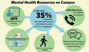 caps expands program releases new suicide prevention videos the caps expands program releases new suicide prevention videos the michigan daily